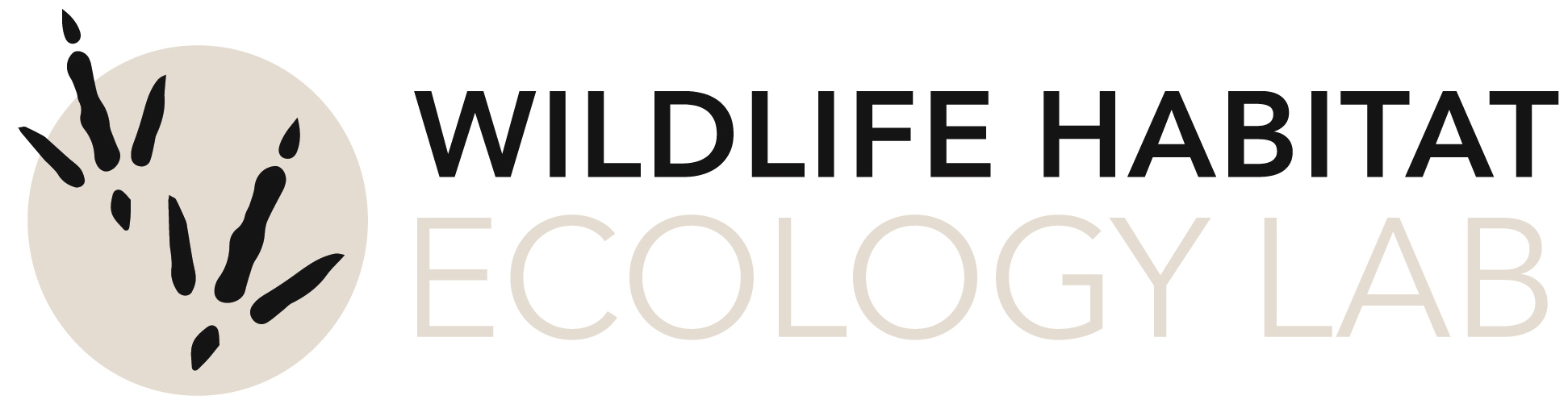 Wildlife Habitat Ecology Lab Logo