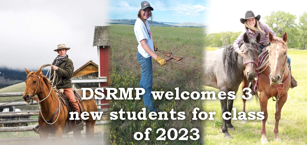 DSRMP introduces the class of 2023